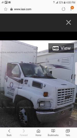 2006 gmc 7500 parts.. for Sale in Los Angeles, CA