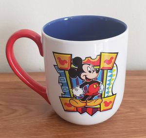 Colorful Mickey Mouse Mug for Sale in Columbus, OH
