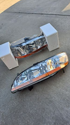 Honda Accord Headlights--NEW-- Free Delivery or Meet for Sale in Fresno, CA