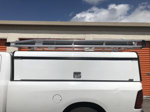 ARE Camper shell for 8' Ram truck with bedslide for Sale in Redwood City, CA