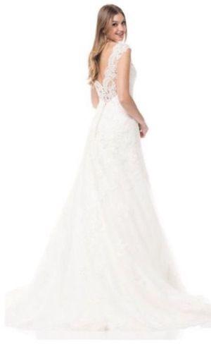 A-line wedding dress for Sale in Corona, CA