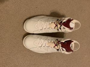 Jordan 6 Maroons Size 11 for Sale in Georgetown, DE