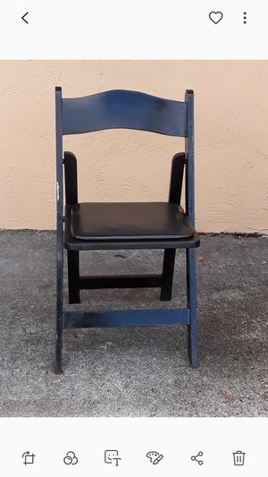 Padder Woods chairs for Sale in Hialeah, FL