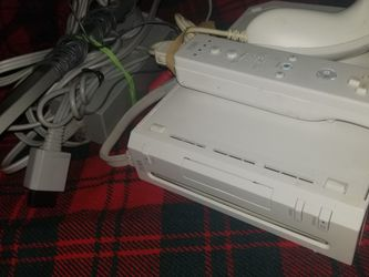 White Nintendo Wii System for Sale in Vancouver,  WA