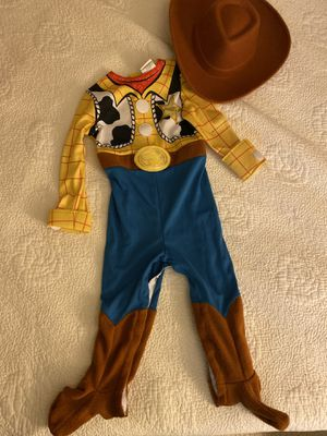 Woody costume 2T. for Sale in Natick, MA