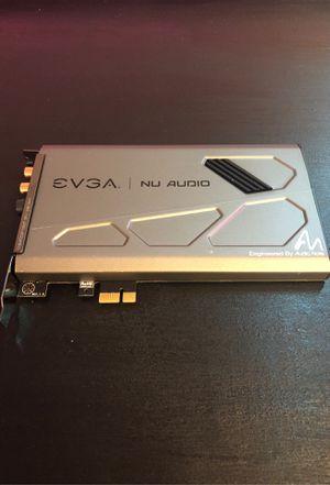 EVGA NU AUDIO CARD for Sale in Chula Vista, CA