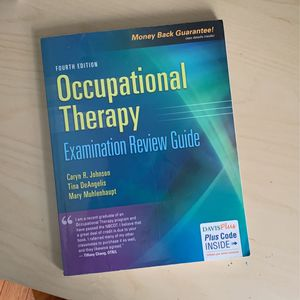 occupational therapy examination review guide 4th edition for Sale in Schaumburg, IL