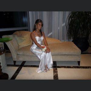 Three Prom Dresses Bundle (White, Red & Blue) - Bonus White Dress For Free for Sale in Miami, FL