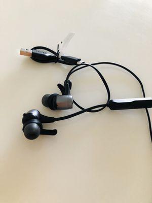 Soundcore Wireless Headphones Anker Spirit Pro, Dual EQ, 10 Hour Playtime, IP68, SweatGuard Technology, aptX Hi-Fi Sound, Built-in Mic, Bluetooth Ear for Sale in Chino, CA