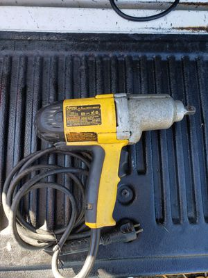 "DeWalt 1/2"" (13mm) impact wrench for Sale in Roy, WA"