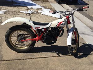 Yamaha trials 250 motorcycle for Sale in Arvada, CO