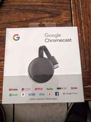 Chromecast for Sale in Lubbock, TX
