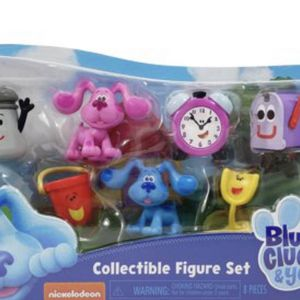 Blue's Clues & You! Collectible Figure Set, 8-pieces, Ages 3 + for Sale in Santa Maria, CA