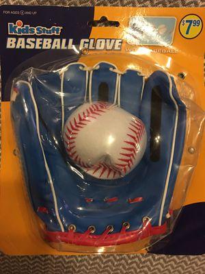New Kid baseball and glove set for Sale in Chula Vista, CA