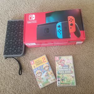 Nintendo Switch V2 for Sale in Gaithersburg, MD