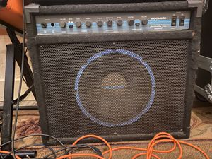 Acoustic Tube Amplifier for Sale in Tacoma, WA