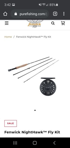 Fly fishing for Sale in Tacoma, WA