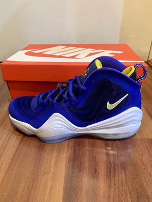 Brand New Nike Air Penny Size 10.5 Never Worn With Box for Sale in Annandale, VA