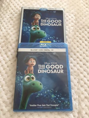 NEW! The good dinosaur - Blu-Ray + DVD + Digital HD for Sale in Rockville, MD