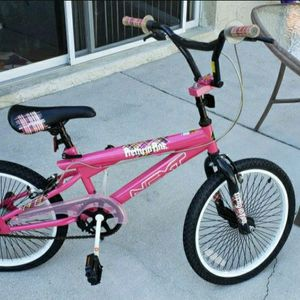 Girl's Pretty In Pink Bmx Bike for Sale in Port Richey, FL