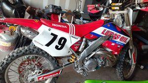 2001 honda 250 dirt bike for Sale in Las Vegas, NV