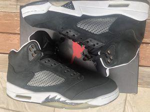 Jordan 5 Oreo 2013 size 9.5 for Sale in Ontario, CA
