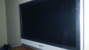 Panasonic TV With HdmI hook ups,nice color and sound with special bass boost.works great for Sale in Salt Lake City, UT