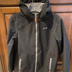 waterproof lightweight black kids jacket for Sale in Goodyear, AZ