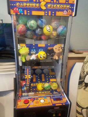 Capsule factory namco arcade game pacman for Sale in Bonita, CA