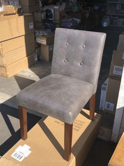 Ewing Dining Chair Gray - Threshold™ for Sale in Westminster,  CA