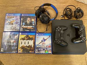 PlayStation 4 bundle!! OBO for Sale in Silver Spring, MD