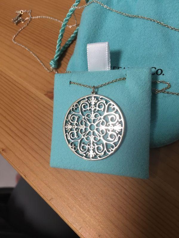 Tiffany and co Enchant Pendant
