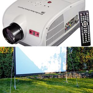 Outdoor projector and screen for Sale in Concord, CA