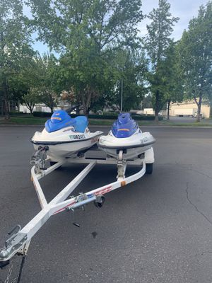 2002 Seadoo bombardier / 2004 Polaris freedom for Sale in Vancouver, WA