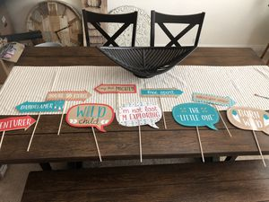 10 party signs for Sale in Eagle, ID