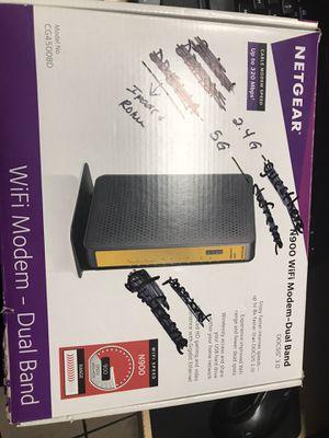 Netgear n900 WiFi modem for Sale in Henderson, NV