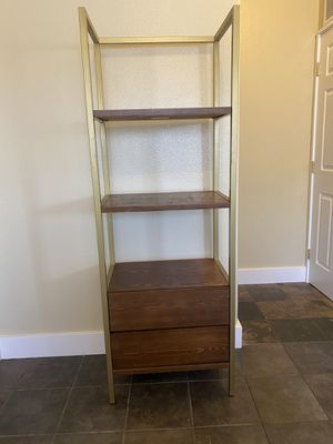 Shelving with drawers for Sale in Ripon, CA