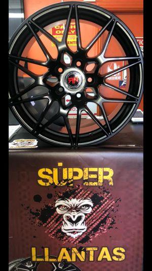 SUPER LLANTAS 18X9 for Sale in Phoenix, AZ