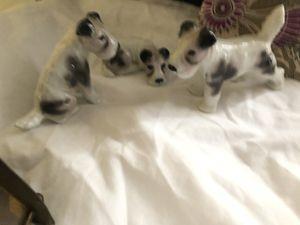 Porcelain fox dogs for Sale in San Antonio, TX
