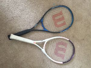 Tennis rackets for Sale in Kennesaw, GA