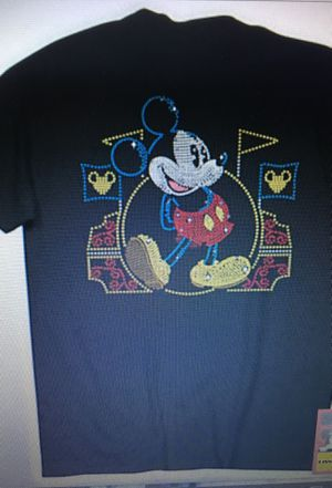 Disney Main Street Electrical Parade Mickey Mouse Adult T-Shirt Size XL Mew for Sale in Los Angeles, CA