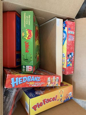 Kid games/puzzles for Sale in Smyrna, TN