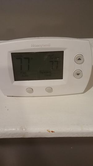 Honeywell thermostat for Sale in Westminster, CO