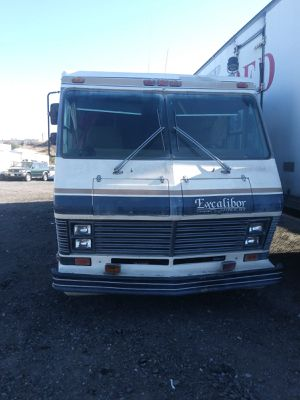 1984 Chevrolet Excalibor RV for Sale in San Diego, CA