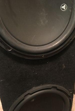 JL Audio W3's for Sale in ELEVEN MILE, AZ