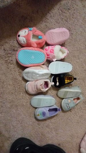 Size 2 baby shoes for Sale in Belton, SC