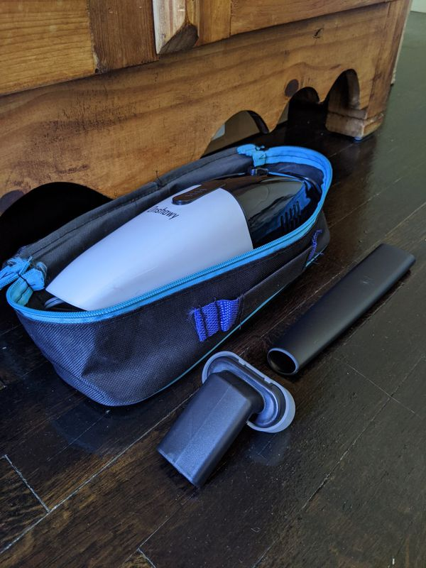 Handheld Vacuum for Car or RV - strong suction and hardly used