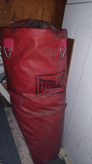 Punching bag for Sale in Hayward, CA