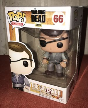 Funko POP The Walking Dead The Governor for Sale in Fort Bliss, TX