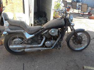 1996 Kawasaki vulcan no title for Sale in Glendale, AZ